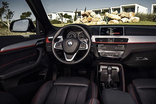 BMW X1 2016 interior 23