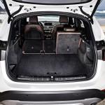 BMW X1 2016 interior 25