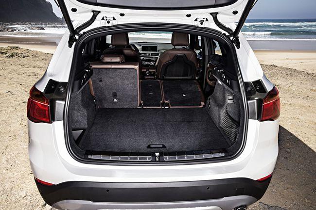 BMW X1 2016 interior 29