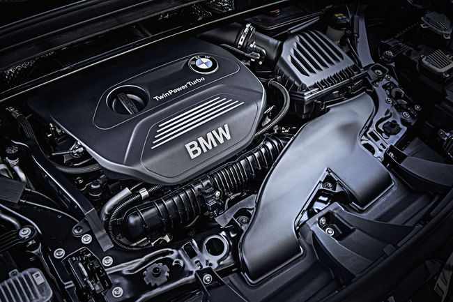 BMW X1 2016 motor 2