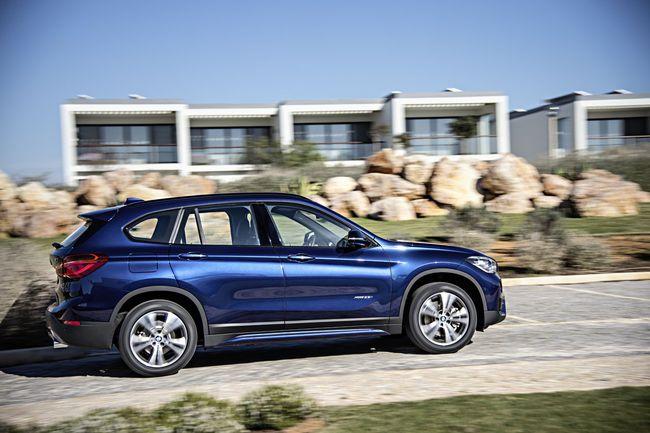 BMW X1 2016 xDrive25i  05