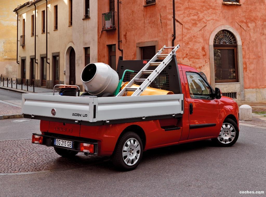 Fiat Doblo Chasis Cabina 2015