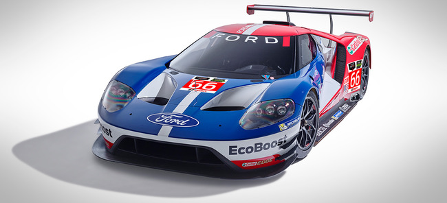 Ford GT Le Mans 2016 06