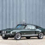Ford Shelby Mustang GT500 1967 01