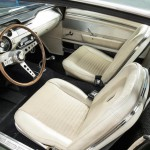 Ford Shelby Mustang GT500 1967 interior 01