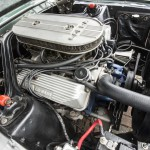Ford Shelby Mustang GT500 1967 motor 03