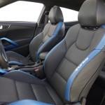 Hyundai Veloster 2015 interior 01