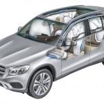 Mercedes-Benz GLC (X 253) 2015