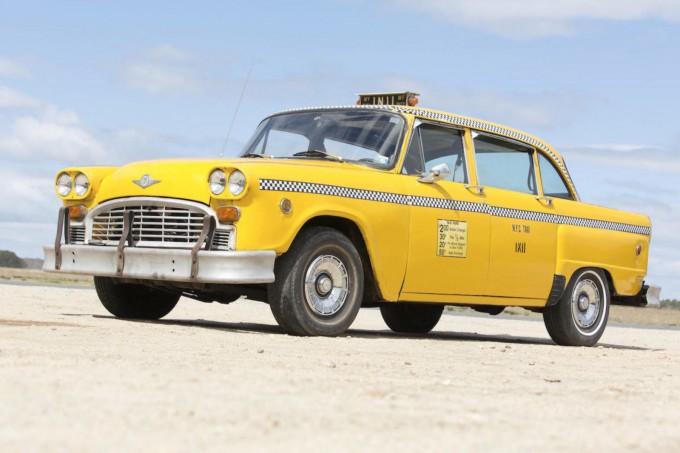 New York Checker Marathon Taxi 1978 01