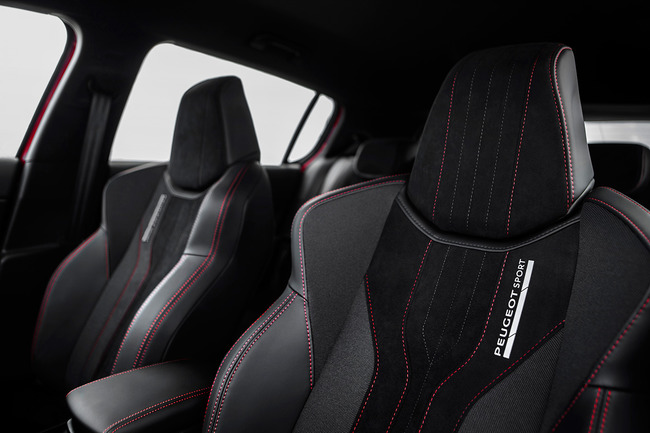 Peugeot 308 GTI 2015 interior 10