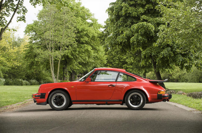 Porsche 911 Carrera 1984  James May 02