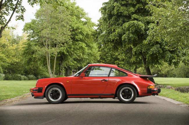 Porsche 911 Carrera 1984  James May 02
