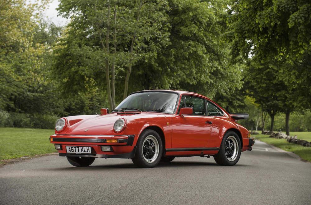 Porsche 911 Carrera 1984  James May 06