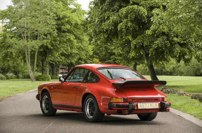 Porsche 911 Carrera 1984  James May 07