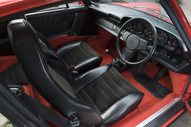 Porsche 911 Carrera 1984  James May 11