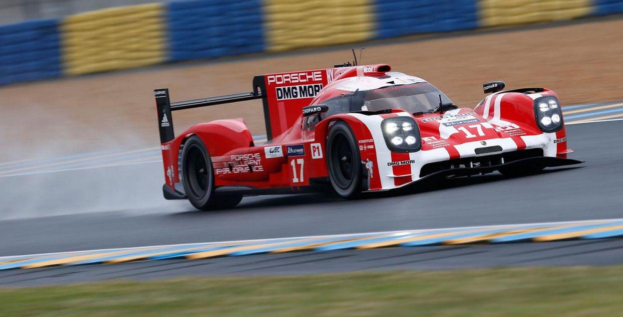 Porsche 919 Hybrid 17 Le Mans 2015 01