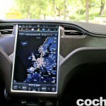Tesla Model S prueba 2015 02