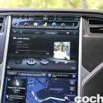 Tesla Model S prueba 2015 04