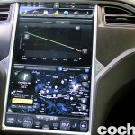 Tesla Model S prueba 2015 07