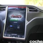Tesla Model S prueba 2015 12