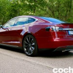 Tesla Model S prueba 2015 17