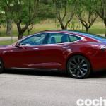 Tesla Model S prueba 2015 18