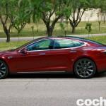 Tesla Model S prueba 2015 19