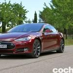 Tesla Model S prueba 2015 28