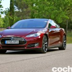 Tesla Model S prueba 2015 31