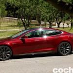 Tesla Model S prueba 2015 33
