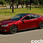 Tesla Model S prueba 2015 34