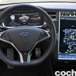 Tesla Model S prueba 2015 51