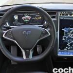 Tesla Model S prueba 2015 52