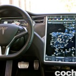 Tesla Model S prueba 2015 55