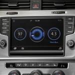 Volkswagen Golf Tsi Bluemotion 2015 interior 01
