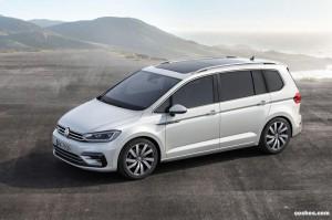 Volkswagen Touran R-Line 2015