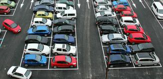 sitio para aparcar