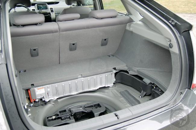 baterias Prius