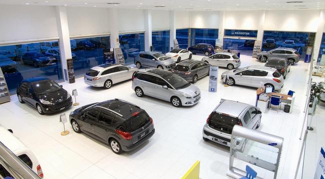 concesionario coches nuevos Peugeot