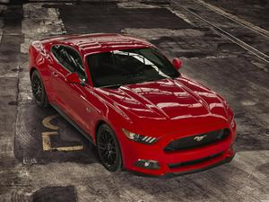 Ford Mustang GT Europa 2015
