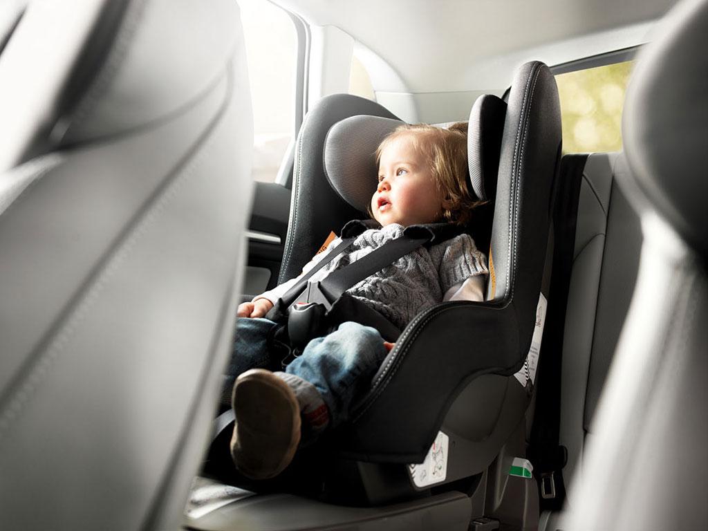 el 37 de la sillas infantiles de coche no son seguras