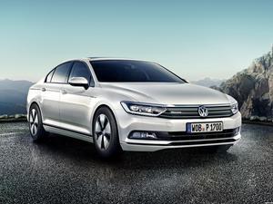 Volkswagen Passat BlueMotion 2015