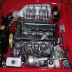 Alfa Romeo 2000 GTAm 1967 motor 01