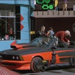 BMW 633CSi Película