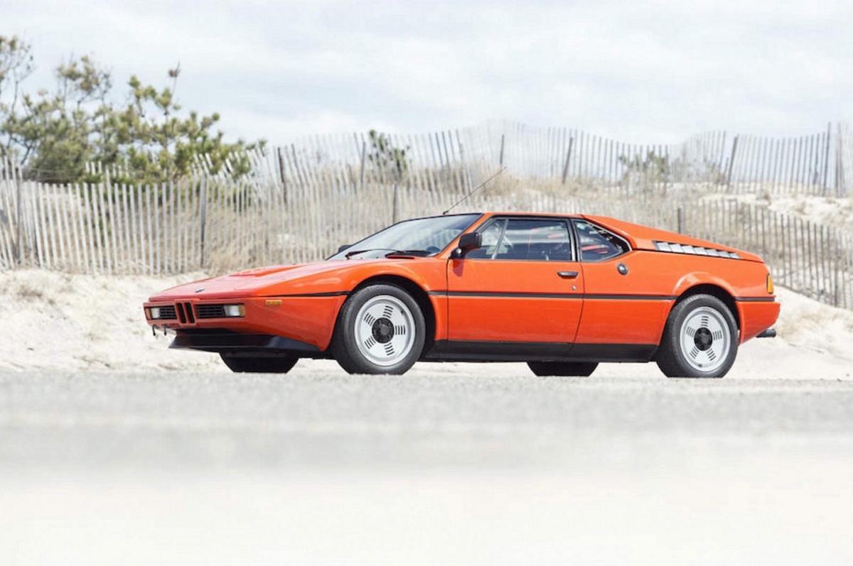 BMW M1 1980 01