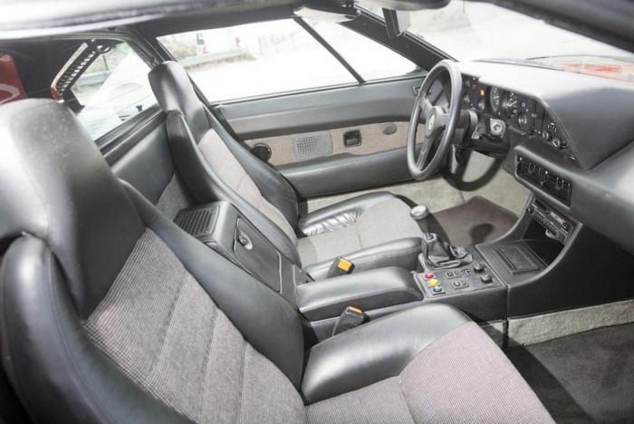 BMW M1 1980 11