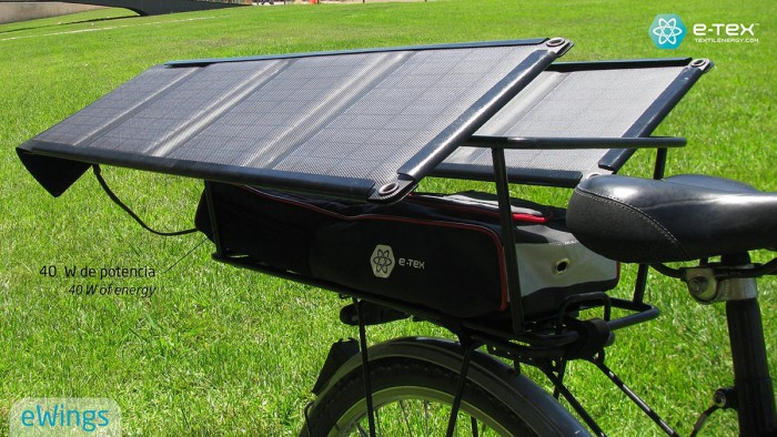 Bici Solar E-Wings 2015 06