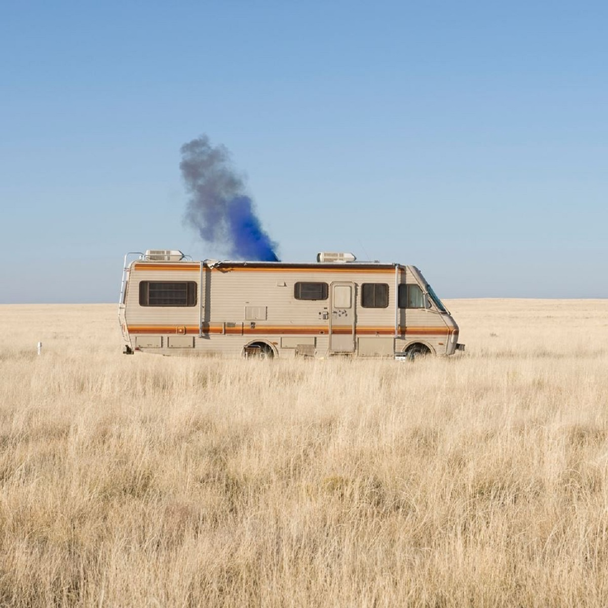 Breaking Bad Caravana