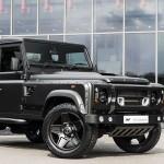 Defender 90 Pick Up Huntsman 105 Land Rover 2015 01