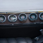 Dodge Deora pickup Concept 1965 interior 02